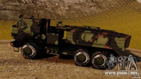 M142 HIMARS para GTA 4 left