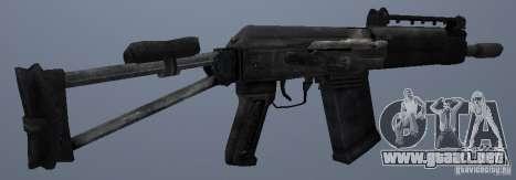 Saiga-12s para GTA San Andreas