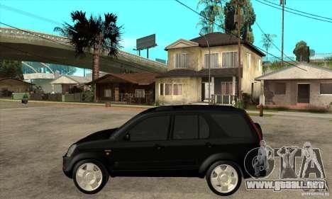 Honda CRV (MK2) para GTA San Andreas left