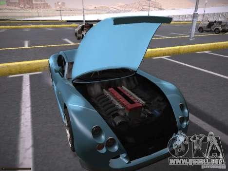 TVR Cerbera Speed 12 para la visión correcta GTA San Andreas