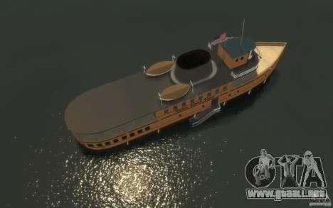 Staten Island Ferry para GTA 4 visión correcta