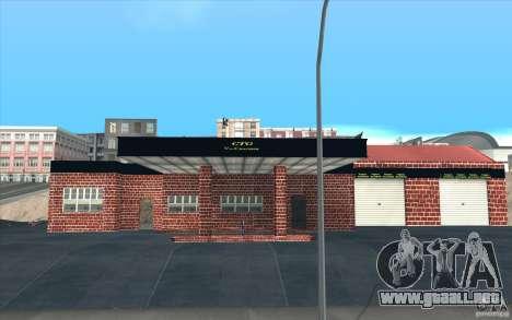 Nuevo garaje de Dorothy para GTA San Andreas tercera pantalla