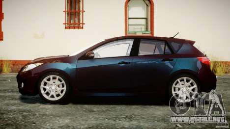 Mazda Speed 3 [Beta] para GTA 4 left