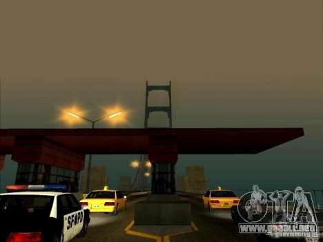 Bridge Pay para GTA San Andreas