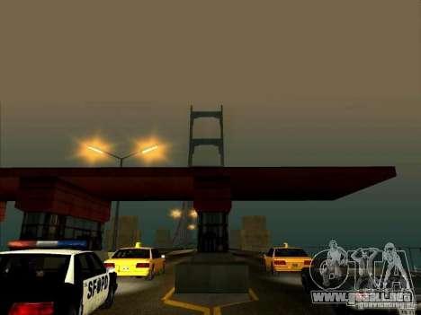 Bridge Pay para GTA San Andreas