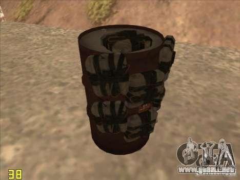 Bo4ka para GTA San Andreas