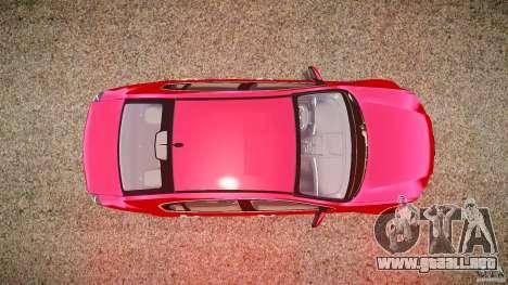 Holden Commodore (CIVIL) para GTA 4 visión correcta