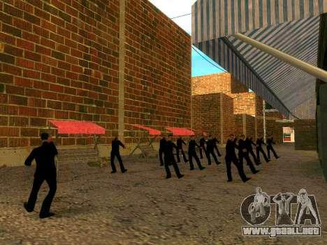 Entrenamiento Vusi para GTA San Andreas