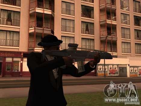 XM8 V1.1 para GTA San Andreas tercera pantalla