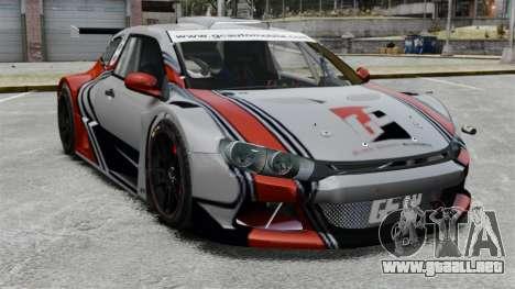 Volkswagen Scirocco BTCS MkIII 2010 para GTA 4