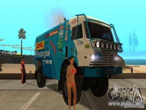 Vinilo para GTA San Andreas segunda pantalla