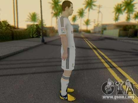 Gareth Bale para GTA San Andreas segunda pantalla