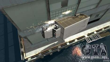 Benson boat para GTA 4 vista interior