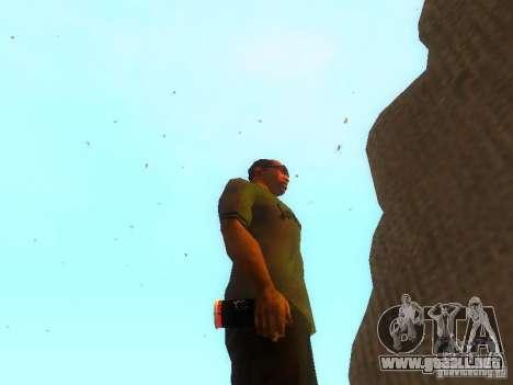Bombing Mod by Empty v3.0 para GTA San Andreas séptima pantalla