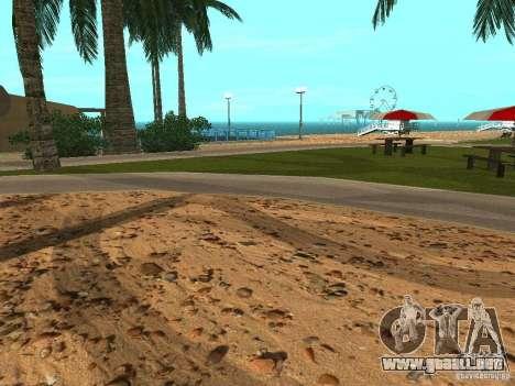 HQ playas v2.0 para GTA San Andreas tercera pantalla
