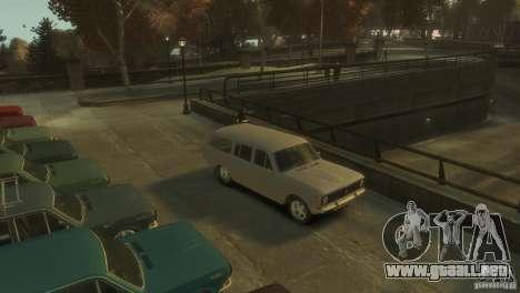 Volga GAZ-24 02 para GTA 4 left