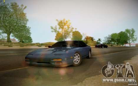 ENBSeries by muSHa v5.0 para GTA San Andreas octavo de pantalla