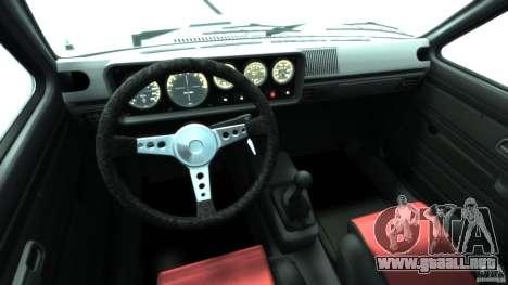 Volkswagen Golf Mk1 para GTA 4 visión correcta