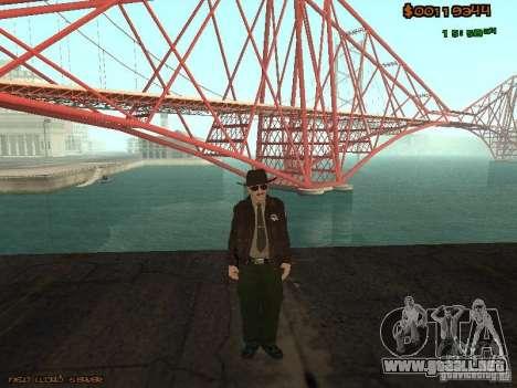 Sheriff Departament Skins Pack para GTA San Andreas séptima pantalla