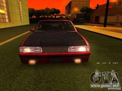 Emperor GT para GTA San Andreas
