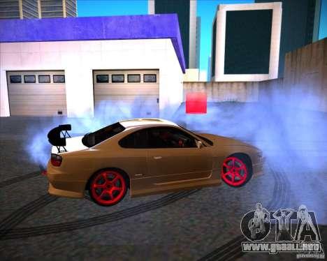 Nissan Silvia S15 face S13 V.2 para GTA San Andreas left
