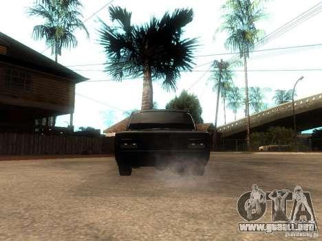 VAZ 2103 sintonía por Narik para GTA San Andreas vista posterior izquierda