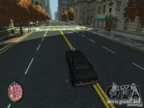 Road Textures (Pink Pavement version) para GTA 4 adelante de pantalla