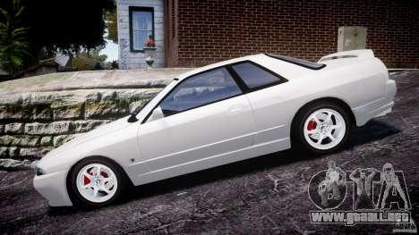 Nissan Skyline R32 GTS-t 1989 [Final] para GTA 4 left