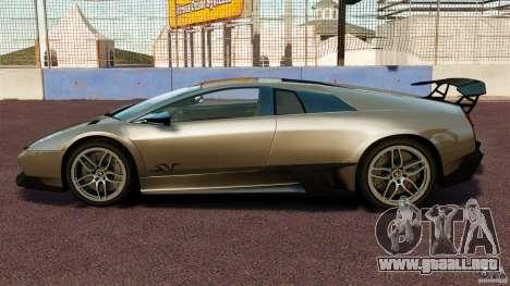 Lamborghini Murcielago LP670-4 SV [EPM] para GTA 4 left