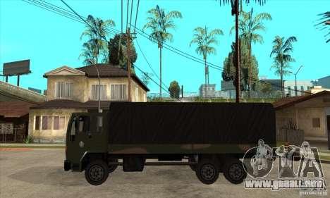 DFT-30 Brazilian Army para GTA San Andreas left