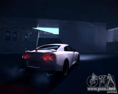 ENBseries by slavheg v2 para GTA San Andreas tercera pantalla