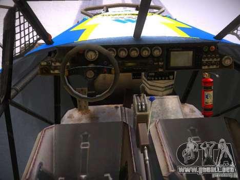Ickler Jimco Buggy para la vista superior GTA San Andreas
