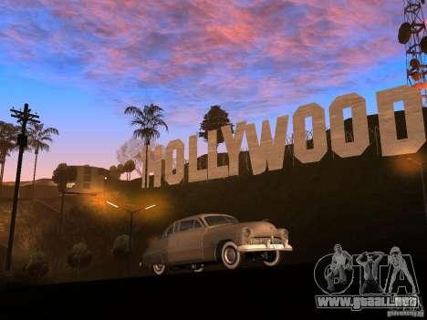 GTA SA 4ever Beta para GTA San Andreas segunda pantalla