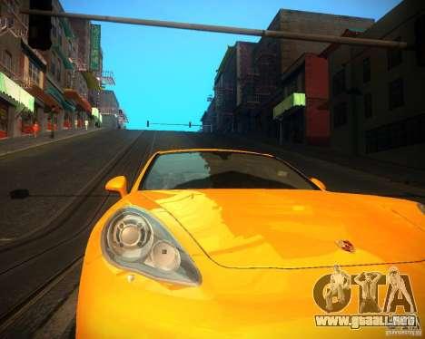 ENBSeries Realistic para GTA San Andreas