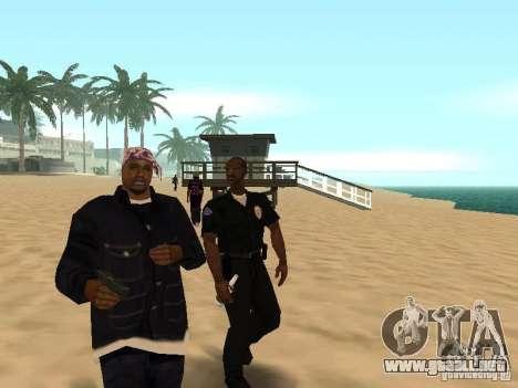 Tenpenny para GTA San Andreas segunda pantalla