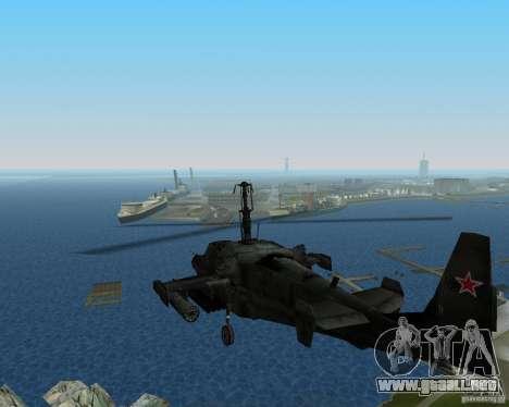 Ka-50 para GTA Vice City left