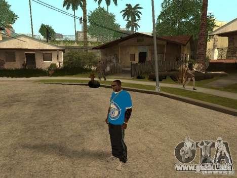 Mike Zenith para GTA San Andreas tercera pantalla