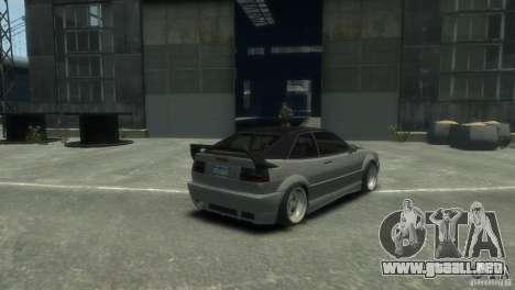 Volkswagen Corrado para GTA 4 left