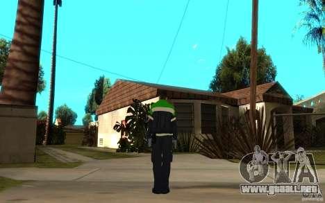 Ambulancia rusa para GTA San Andreas tercera pantalla