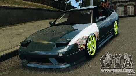 Nissan 240SX JDM para GTA 4 visión correcta