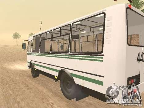 SURCO 32054 para la visión correcta GTA San Andreas