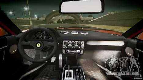Ferrari 288 GTO para GTA 4 visión correcta