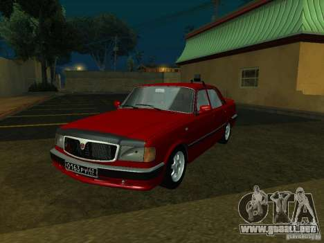 GAZ 3110 para GTA San Andreas