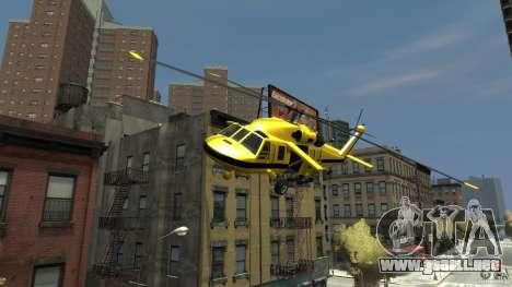 Yellow Annihilator para GTA 4