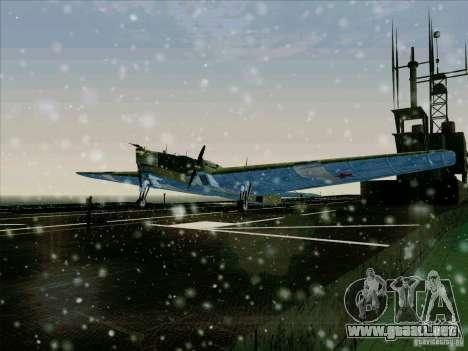 TB-3 para GTA San Andreas