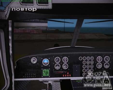 HD Maverick para GTA Vice City visión correcta