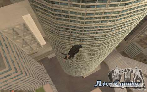 Unique animation of GTA IV V3.0 para GTA San Andreas sexta pantalla