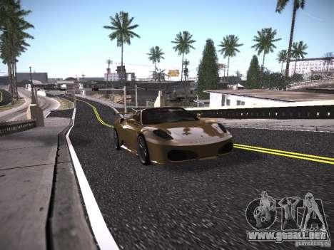 LiberrtySun Graphics ENB v2.0 para GTA San Andreas décimo de pantalla