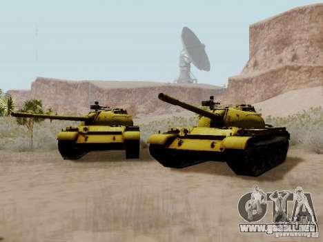 Type 59 GOLD Skin para la visión correcta GTA San Andreas