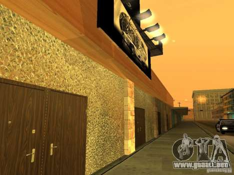 New PaynSpay: West Coast Customs para GTA San Andreas quinta pantalla